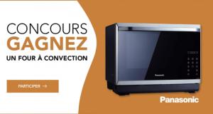 Gagnez Un Four à micro-ondes Panasonic de 1249$