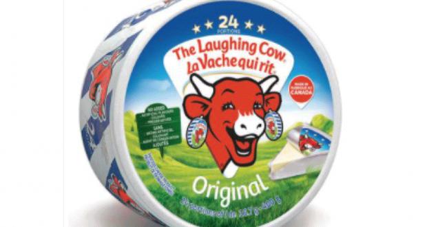 Rabais de 0.97$ sur Fromage à tartiner La Vache qui rit