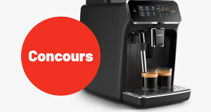 Une machine à café automatique 3200 Series Philips