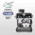 Une machine à café espresso De'Longhi North America