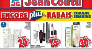 Circulaire Jean Coutu du 26 novembre au 2 décembre 2020