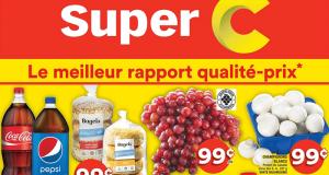 Circulaire Super C du 19 novembre au 25 novembre 2020