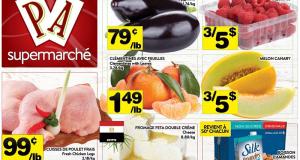 Circulaire Supermarché PA du 16 novembre au 22 novembre 2020