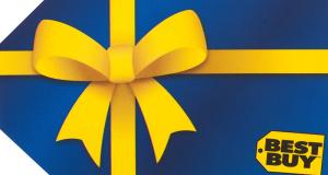 Gagnez 10 cartes-cadeaux Best Buy de 1000$ chacune