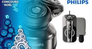 Gagnez Un rasoir électrique S9000 de Philips de 399$