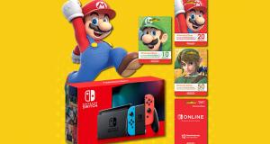Gagnez Une console Nintendo Switch de 500$