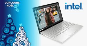 Gagnez un ordinateur portable ENVY de HP (Valeur de 1200 $)