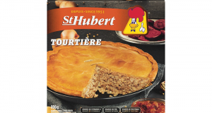 Pâtes surgelée St-Hubert à 4.44$ au lieu de 9.97$