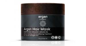 Échantillons gratuits du masque capillaire à l'huile d'argan