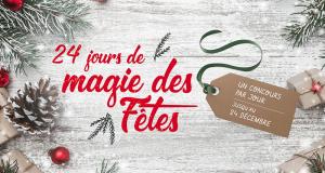 24 jours de cadeaux offerts par Jean Coutu