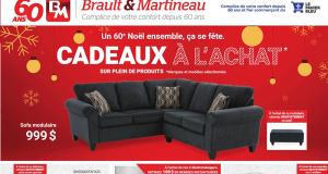 Circulaire Brault & Martineau du 3 décembre 2020 au 1 janvier 2020