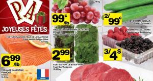 Circulaire Supermarché PA du 14 décembre au 20 décembre 2020
