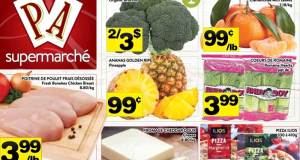 Circulaire Supermarché PA du 7 décembre au 13 décembre 2020