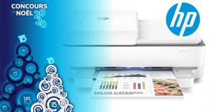 Gagnez une imprimante ENVY Pro 6455 HP