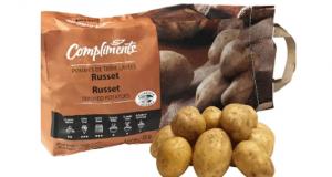 Sac de pommes de terre Russet 10lb à 1.96$