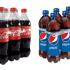 Boisson Gazeuses Coca-Cola ou Pepsi 710ml x 6 à 2.48$