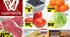 Circulaire Supermarché PA du 18 janvier au 24 janvier 2021