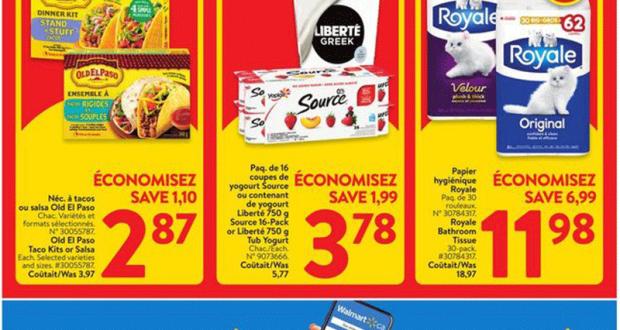 Circulaire Walmart du 21 janvier au 27 janvier 2021