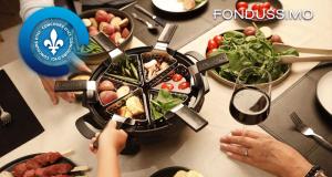 Gagnez le Fondussimo poêle à fondue réinventé 100% québécois