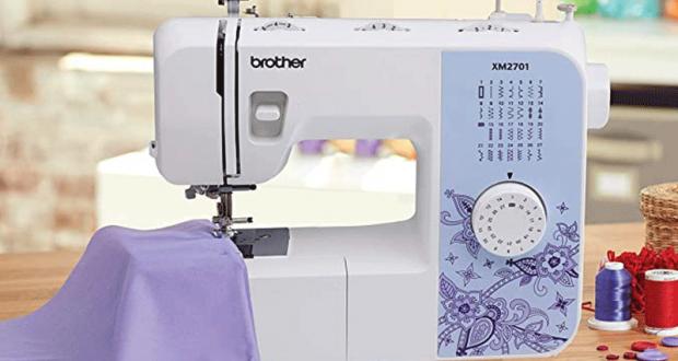 Gagnez une machine à coudre Brother + du matériel de couture