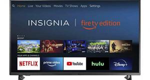 Gagnez une télévision intelligente HD Insignia de 32 po