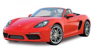 Gagnez une voiture Porsche 718 Boxster 2021 (Valeur de 100 000 $)