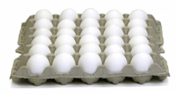 Oeufs blancs Selection 30 unités à 4.44$ au lieu de 7.49$