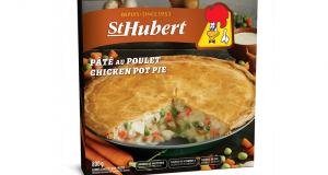 Pâtes surgelée St-Hubert à 4.88$ au lieu de 9.97$