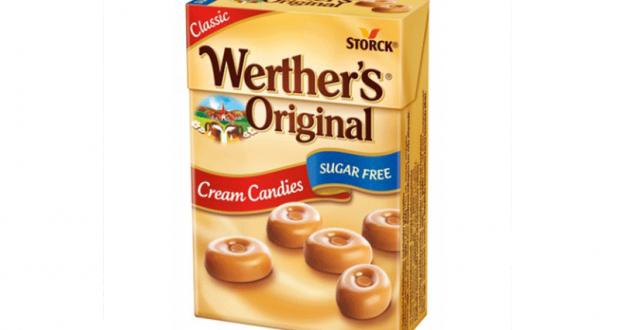 Testez les Caramels sans sucre Werther's Original