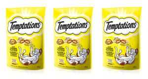 Échantillons gratuits de Gâteries pour chats Temptations