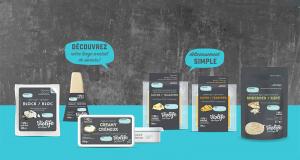 Échantillons gratuits des fromages vegan Violife