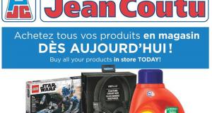 Circulaire Jean Coutu du 11 février au 17 février 2021