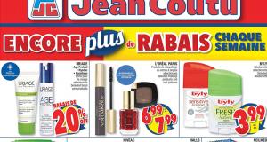 Circulaire Jean Coutu du 4 février au 10 février 2021