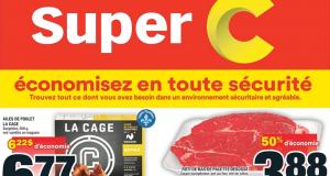 Circulaire Super C du 4 février au 10 février 2021