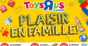 Circulaire Toys R Us du 18 février au 24 février 2021