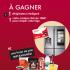 Gagnez Un réfrigérateur Samsung (Valeur de 5500 $)