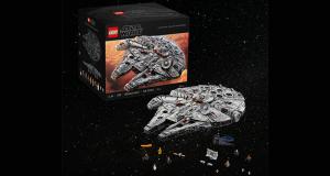 Gagnez l'un des plus grands ensembles LEGO jamais fabriqués