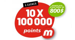 Gagnez une récompense de 800 $ chez Metro (10 gagnants)