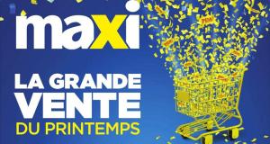 Circulaire Maxi du 18 mars au 24 mars 2021