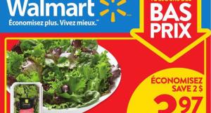 Circulaire Walmart du 4 mars au 10 mars 2021