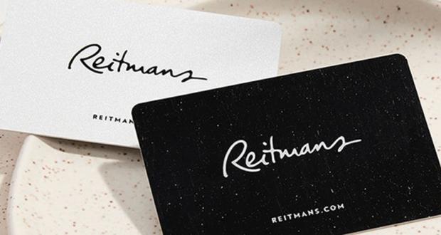 Gagnez 10 cartes-cadeaux Reitmans de 250 $ chacune