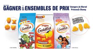 Gagnez 100 ensembles de prix Princesses Disney et Avengers de Marvel
