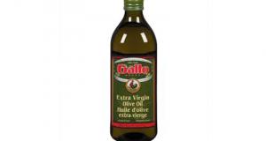 Huile d'olive extra vierge Gallo 1L à 3.48$ au lieu de 7.98$