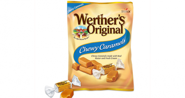 Caramels Werther's Original à tester gratuitement