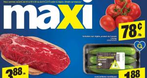 Circulaire Maxi du 15 avril au 21 avril 2021