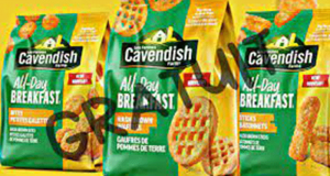 Obtenez un sac GRATUIT de All-Day Breakfast Cavendish