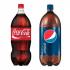 Pepsi ou Coca Cola 2L à 1$ seulement