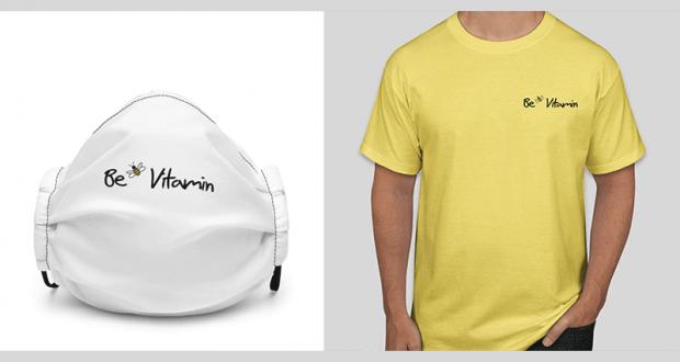 Échantillons gratuits des produits BeVitamin (Un t-shirt ou un masque)