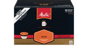 Coupon de 1.50$ Sur un produit au Dosettes de Café de Melitta