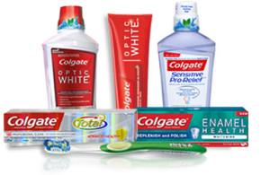 Brosse à dents et dentifrice Colgate gratuit